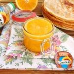 Апельсиновый соус к блинчикам