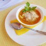 """Белорусский суп """"Рыбная солянка"""""""