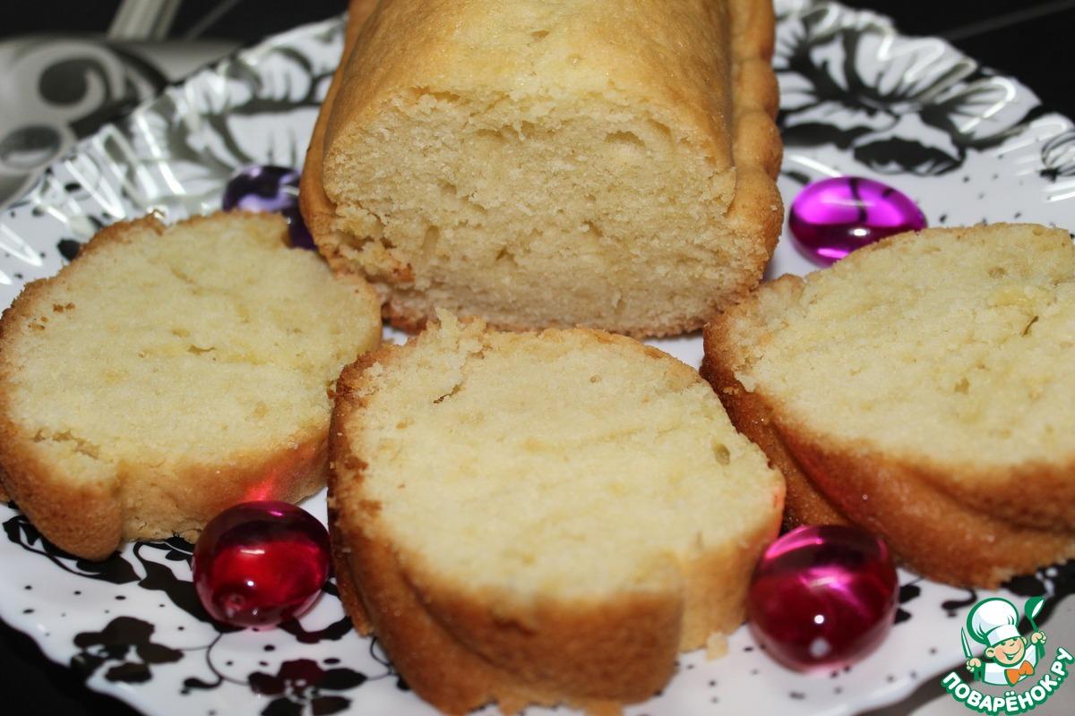 Рецепт приготовления кексов пошагово с