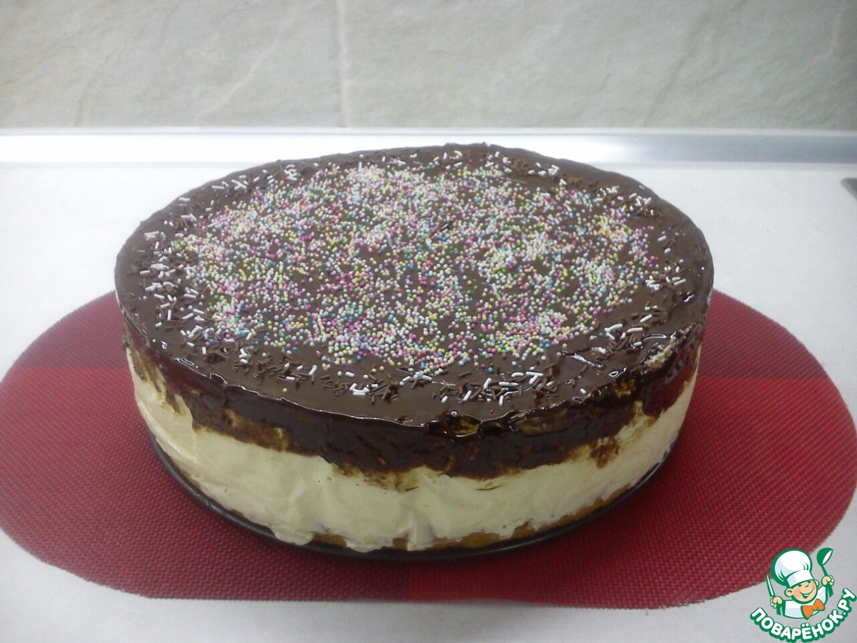Птичье молоко - торт - рецепт с фото 90