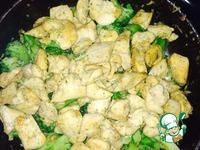 Брокколи с курицей ингредиенты