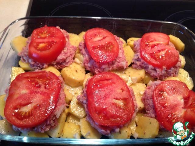 Как приготовить свинину с подливкой на сковороде фото рецепт пошаговый