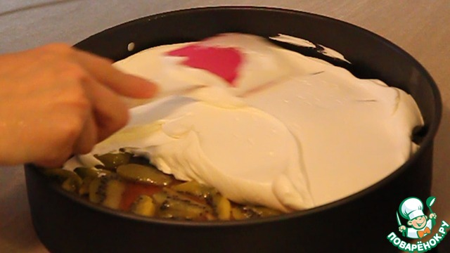 Рецепт молочного желе из сметаны