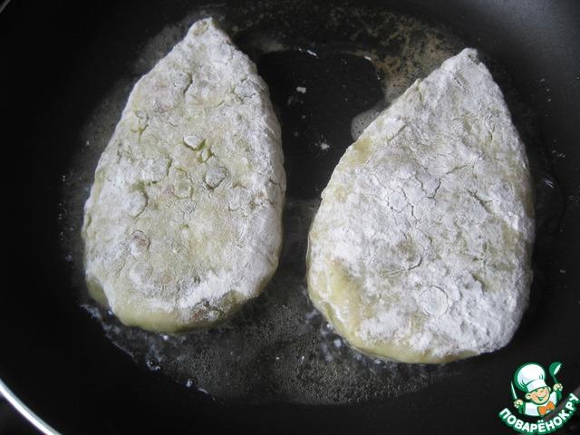 котлеты сочные с зеленью рецепт