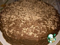 """Торт """"Прага"""" шоколадный ингредиенты"""