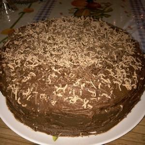 "Торт ""Прага"" шоколадный"