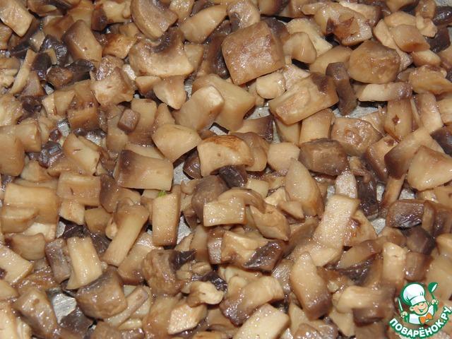 Салат кукуруза с грибами рецепты с фото