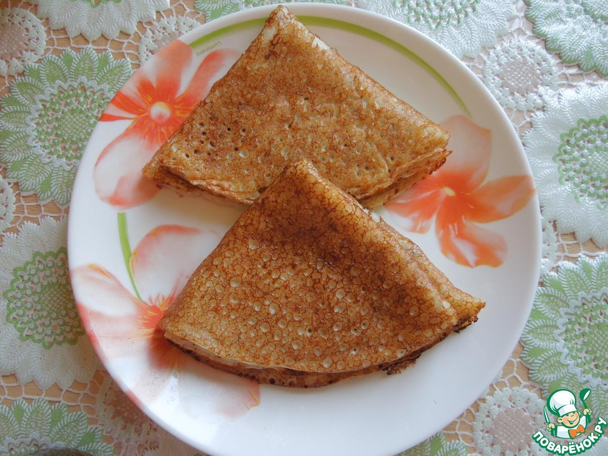 Блины на кефире просроченном рецепт пошагово