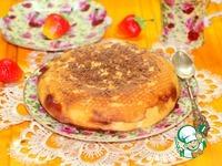 """Творожная запеканка-десерт """"Апельсинка"""" ингредиенты"""