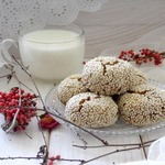 Овсяно-финиковое печенье