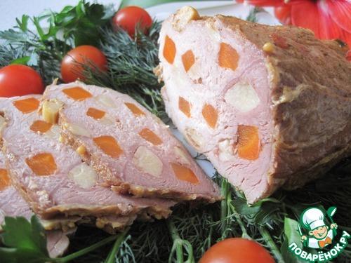 шпиговоное мясомясо вид п/ф