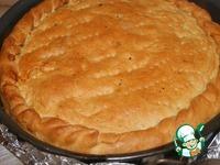Ароматный пирог с капустой ингредиенты