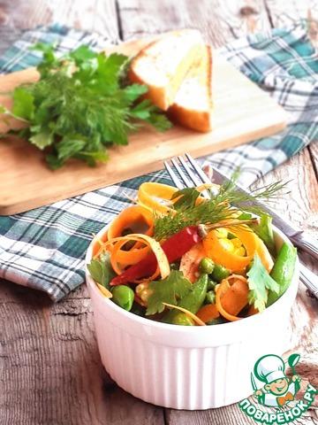 всем мире салат из замороженных фруктов термобелье