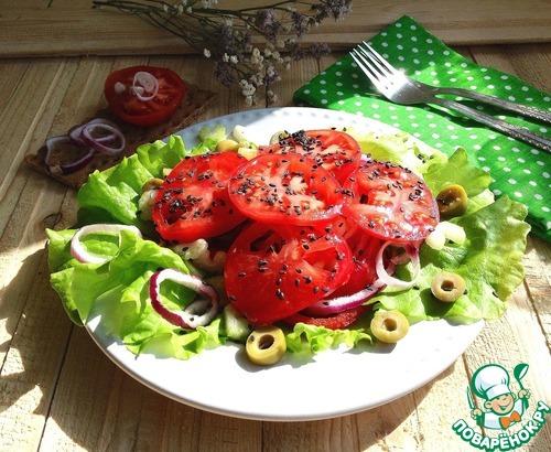 Салат мартовский рецепт