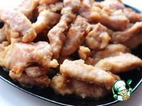 Свинина в обалденном кисло-сладком соусе ингредиенты