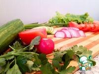 Шик кебаб с пикантным гарниром ингредиенты