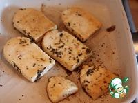 Жареный адыгейский сыр ингредиенты
