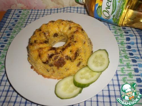 кукурузная крупа рецепты в духовке