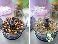 Сметанно-ореховый пирог ингредиенты