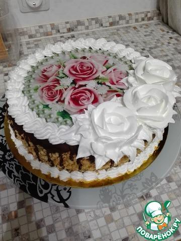 Безе для украшения торта рецепт с фото