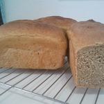 Хлеб из пшеничной и цельнозерновой муки