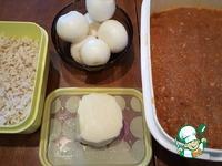 Котлеты индюшачьи с коричневым рисом ингредиенты