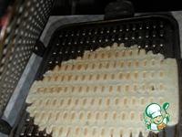 Воздушные вафли ингредиенты