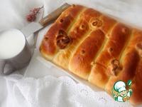Дрожжевой пирог с капустой ингредиенты