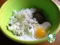 Рисовые творожники ингредиенты