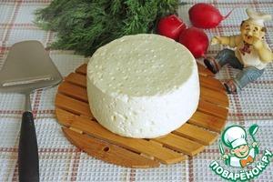 Сыр а-ля