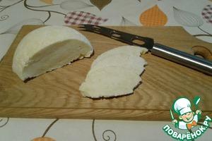 Нежный адыгейский сыр