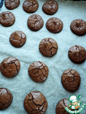 брауни рецепт с фото печенье