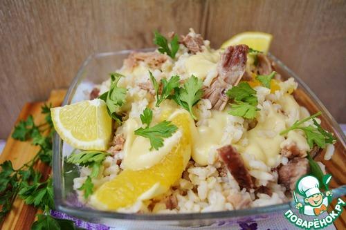 Рецепты риса пошаговым фото
