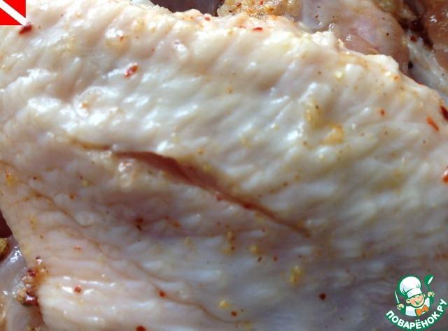 Рецепт лучшего шашлыка из курицы