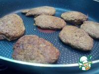 Печеночные мини-лепешки ингредиенты