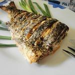 Хвост лосося по-азиатски