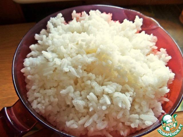 Как приготовить рис в мультиварке пошаговый рецепт с