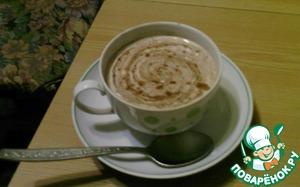 Рецепт: Сливочное какао