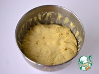 Булочки с творожно-манным кремом ингредиенты