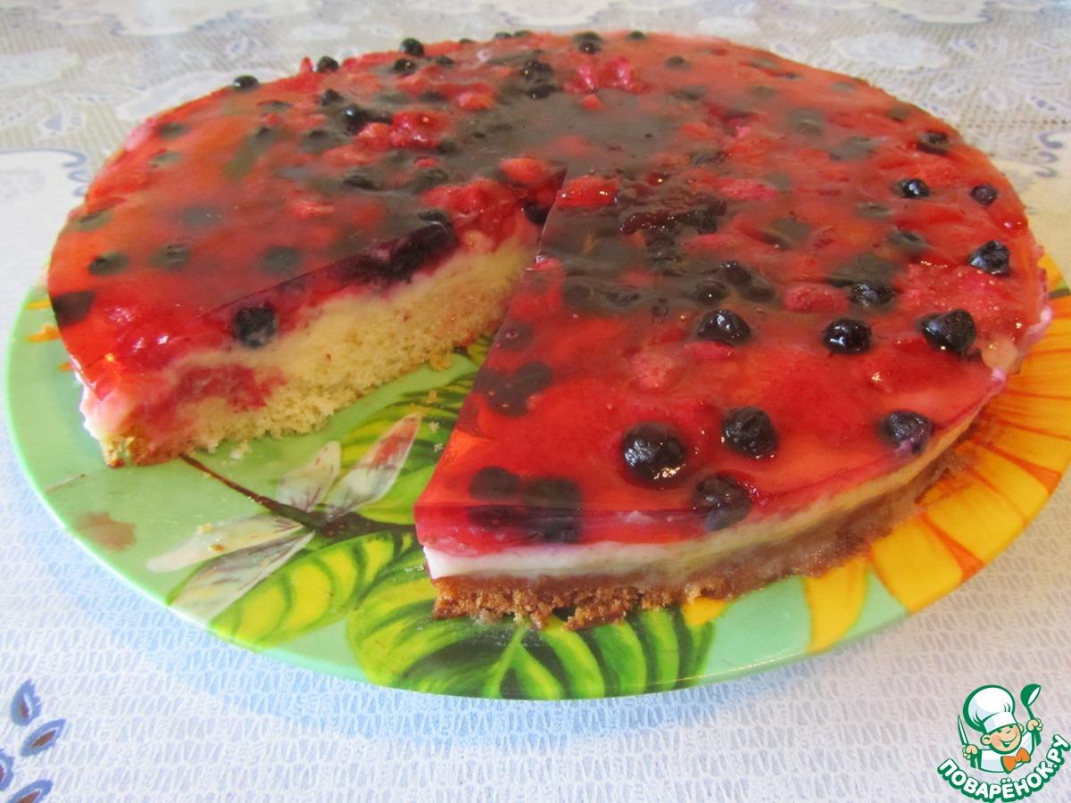 Пирог по тирольски пошаговый рецепт
