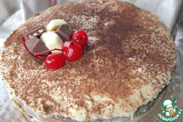 Торт дачный рецепт