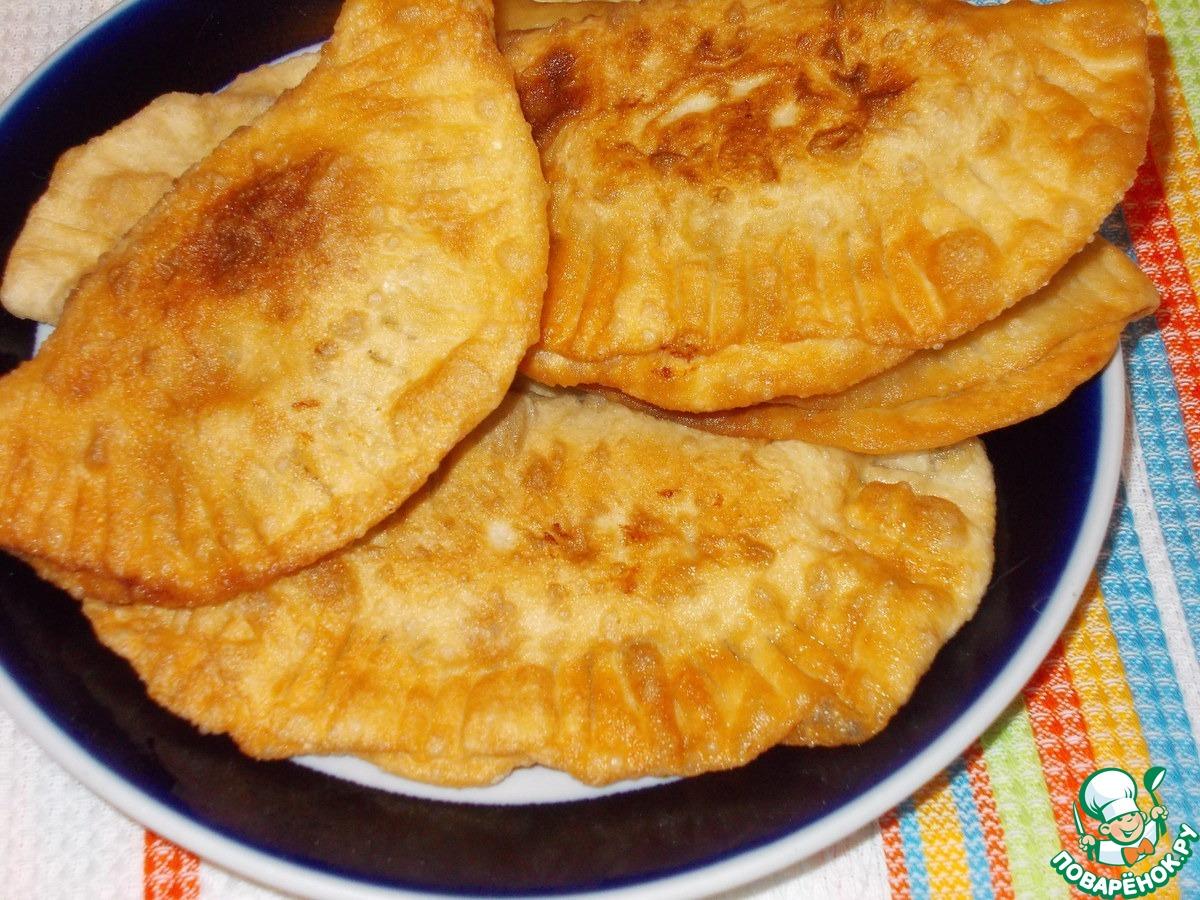 Пироги с луком и яйцом жареные рецепт пошагово