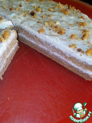 Диетический бисквит рецепт с фото, как приготовить ...