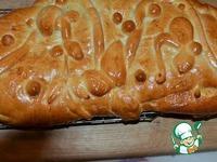 Пирог-кулебяка с горохом quot;Бобquot; ингредиенты
