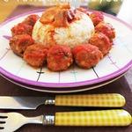 Тефтели с томатным соусом