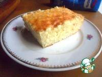 Рисовая ванильная запеканка ингредиенты