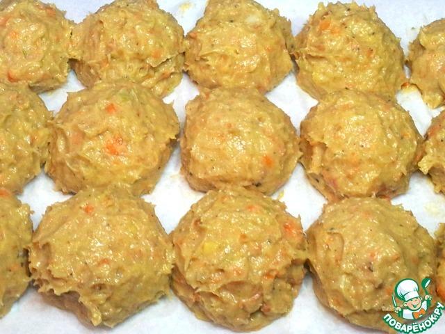 Котлеты Ласточкино гнездо  кулинарный рецепт