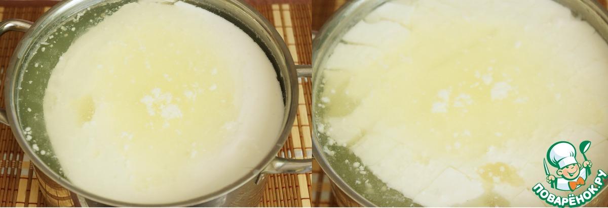 Как сделать сыр с хлористым кальцием 935