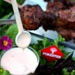 Коктейльный соус для шашлыка из мяса