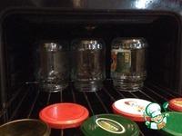 Соленые огурцы от тети Тани ингредиенты